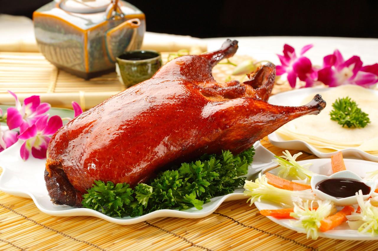 北京片皮鴨  Beijing Duck